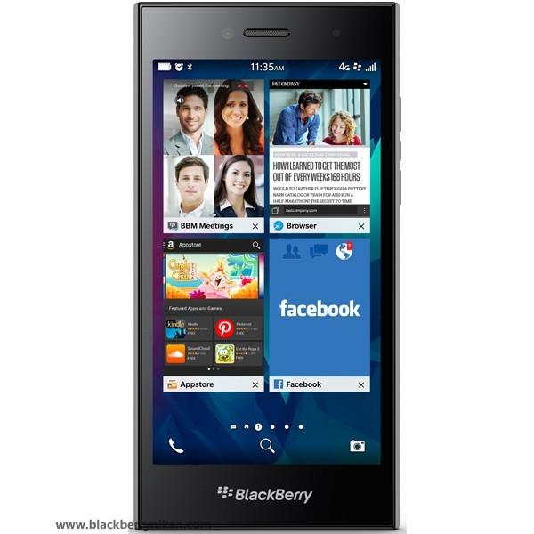 گوشی موبایل بلک بری لیپ BlackBerry Leap